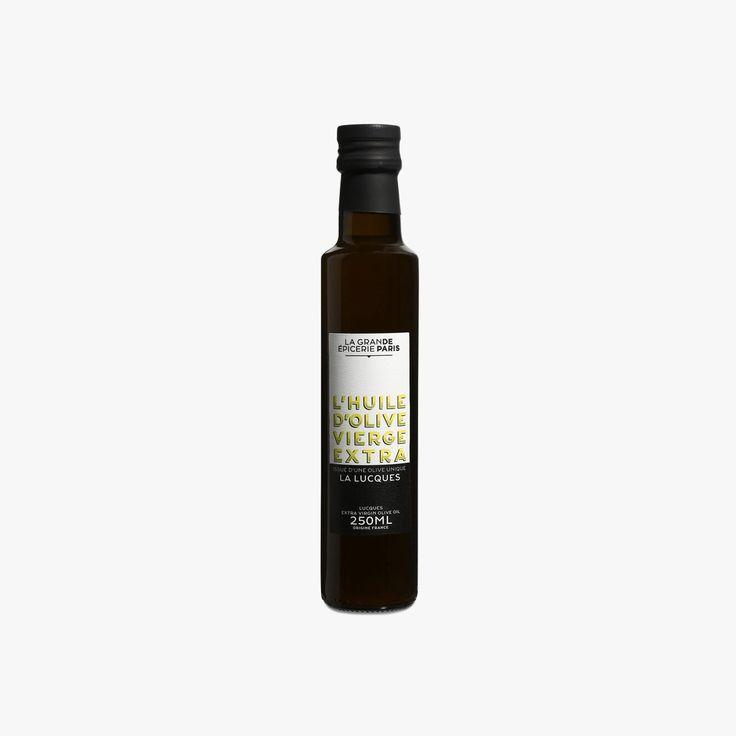 Huile d'olive vierge extra Lucques - La Grande Epicerie de Paris - Find this product on Bon March� website - La Grande Epicerie de Paris