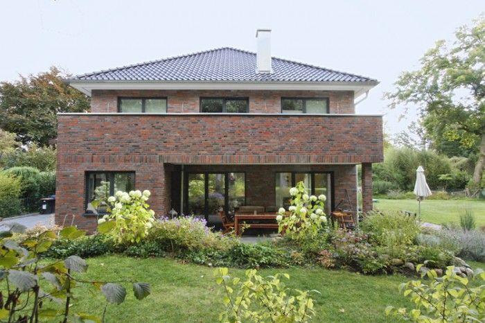 dunkles dach dunkelrot klinker houses pinterest. Black Bedroom Furniture Sets. Home Design Ideas