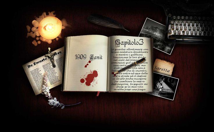 L'anima dello scrittore Zenit - Capitolo 3. Ogni scrittore crea un mondo, ogni scrittore mette la propria anima all'interno del proprio libro, ogni scrittore dà la vita e dà la morte, ma il solo fatto che le sue vittime siano di carta e inchiostro non rende meno atroce il suo delitto http://noracastelli.altervista.org/ #scrittore #libro #racconto