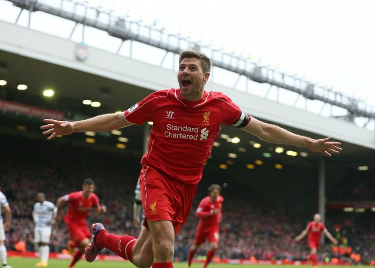 Капитан Фантастик. Как Стивен Джеррард стал символом «Ливерпуля» - Блог еженедельника «Футбол» - Блоги - Sports.ru