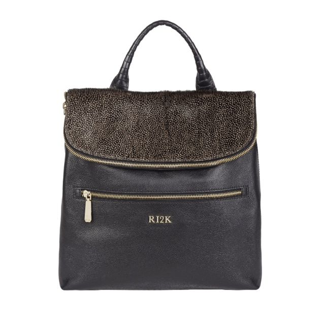 Black & Brown Bag