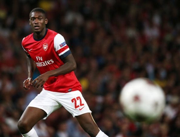 Yaya Sanogo confirms Arsenal exit but refuses to blame Arsene Wenger for injury struggles