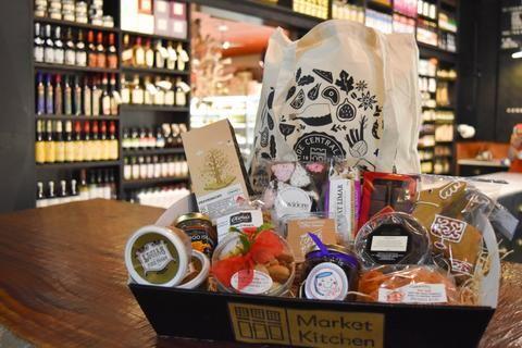 Merry Market Hamper (Pick up only)