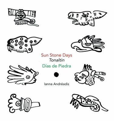 Illustrates the symbols of the ancient Aztec calendar.