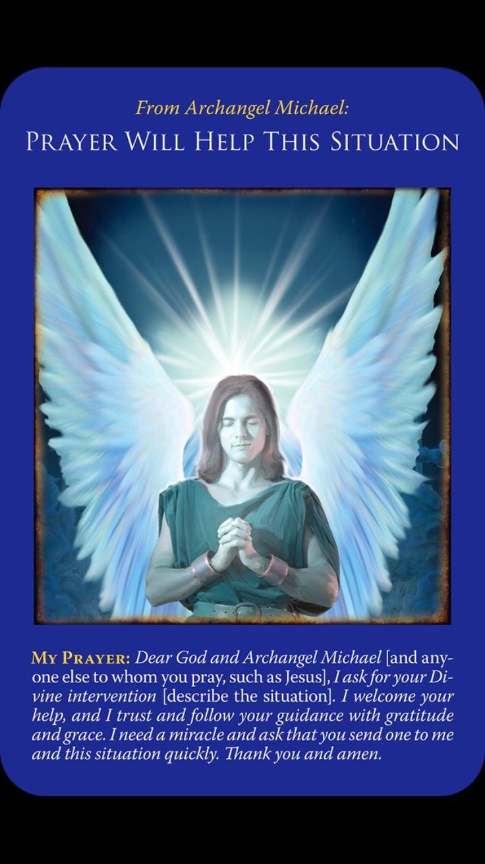 Archangel Michael Angel Cards by Doreen Virtue