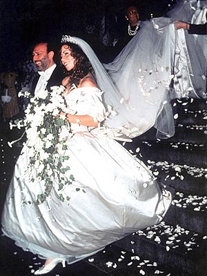 Mariah Carey and Tommy Mottola. Celebrate your wedding with jewels from Renaissance Fine Jewelry in Vermont or www.vermontjewel.com