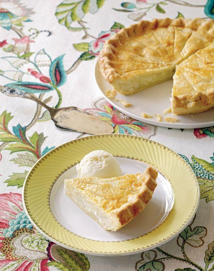 Buko pie | 7000 Islands cookbook