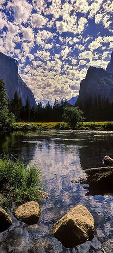 Gates of the Valley, Yosemite National Park, CALIFORNIA  #photo by sean arbabi #USA America CA Yosemite National Park