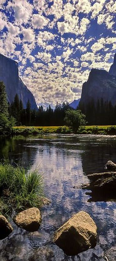 Gates of the Valley, Yosemite National Park, CALIFORNIA  #photo by sean arbabi #USA America CA Yosemite National Park