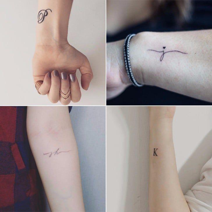 35 Erste Tattoos, die perfekt dafür sind, Ihre Liebe zu Ihrem Partner zu verkünden