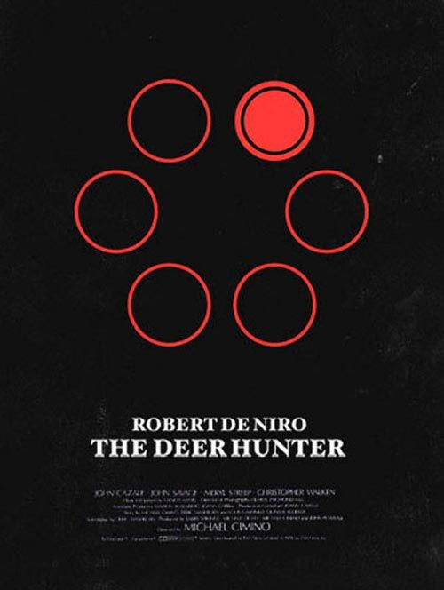 """Minimal Alternative """"If you've seen the movie, you will agree that this poster is pure minimalist genius!"""""""