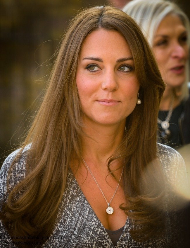 Duchess Kate: Duchess Kate Returns to Public Engagements With a Visit to Hope House