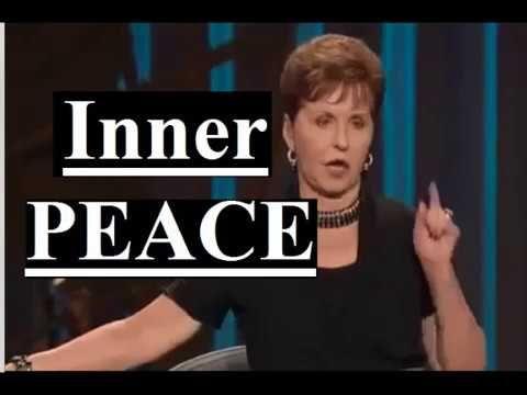 1) How To Walk In Peace by Joyce Meyer - YouTube   Peace in