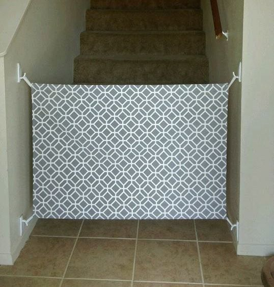 Custom Fabric Gate by SmithGirlStyle on Etsy
