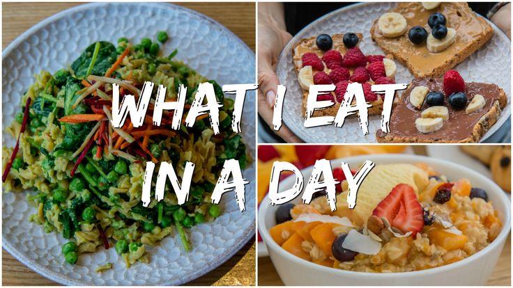 What I eat in day – Australien – mit 3 Rezepten