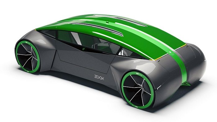 Totally Autonomous Concept Car from Zoox Is Designed To Follow Commands
