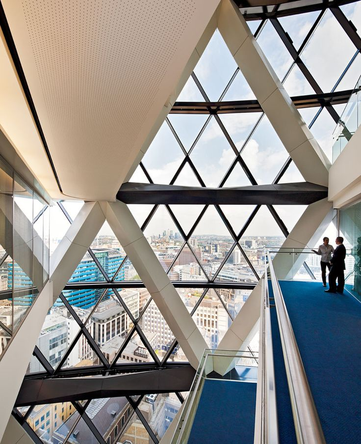 Light Tower Partners: Swiss Re Headquarters, 30 St Mary Axe (The Gherkin