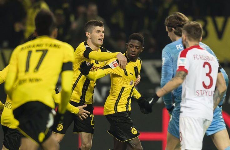 Liga Jerman: Borussia Dortmund Gagal Ukir Kemenangan Kandang Di Laga Penutup Tahun -  http://www.football5star.com/berita/liga-jerman-borussia-dortmund-gagal-ukir-kemenangan-kandang-di-laga-penutup-tahun/99569/