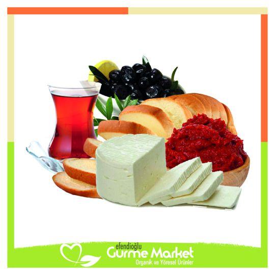 Kahvaltılık çeşitleriniz hafta sonuna hazır mı? Hem organik hem de lezzetli onlarca çeşit http://www.gurmemarket.net 'te