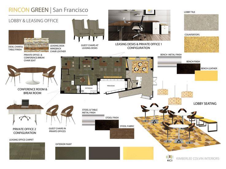 interior design presentation boards - google search | logo ideas, Powerpoint templates