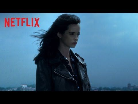 Marvel's Jessica Jones' New Trailer & Poster Art | The Young Folks (Set in same world as Dare Devil)