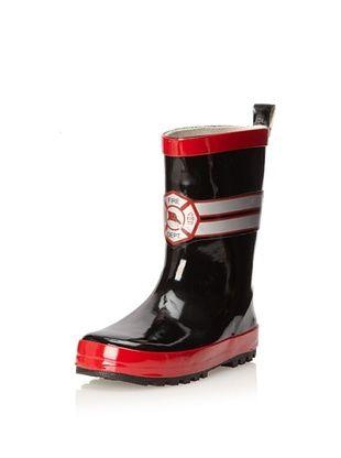61% OFF Joseph Allen Kid&39s JA4314 Boys Fireman Rain Boots | Kids