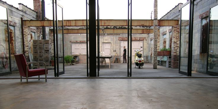 bldgs: the office of architects brian bell and david yocum