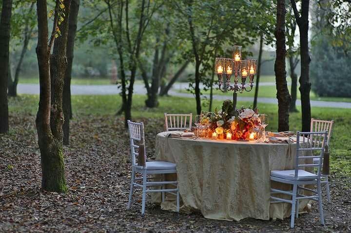 Per un #matrimonio nel bosco in stile #favola Chiedi a @nozziamoci te lo organizzerà gratuitamente!  www.nozziamoci.it