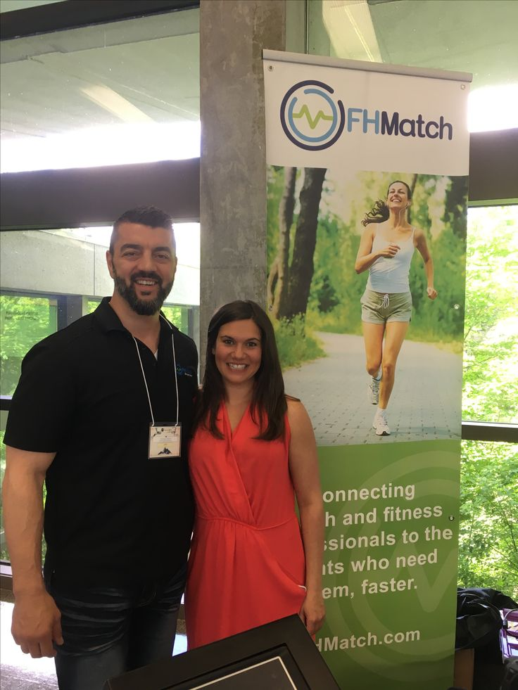 With Lori Kennedy, from this weekend at the The Wellness Business Summit, who we also just started our affiliation with at The Wellness Business Hub.