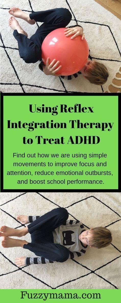 Verwendung der Reflex Integrationstherapie zur Behandlung von ADHS