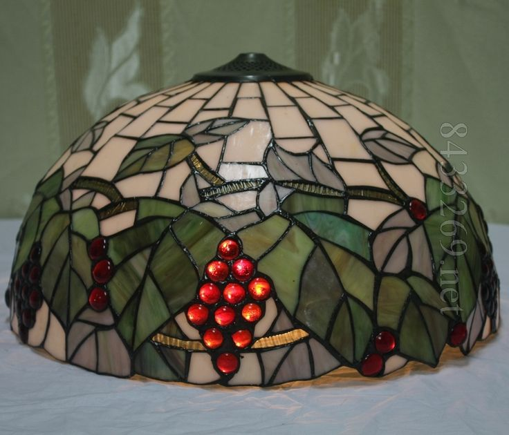 200+ best Grape Tiffany Lamps images on Pinterest ...