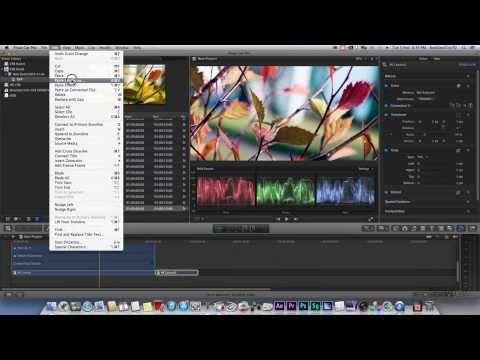 ▶ 4k 5D Mark 2 Magic Lantern Raw Upscale Tutorial - YouTube
