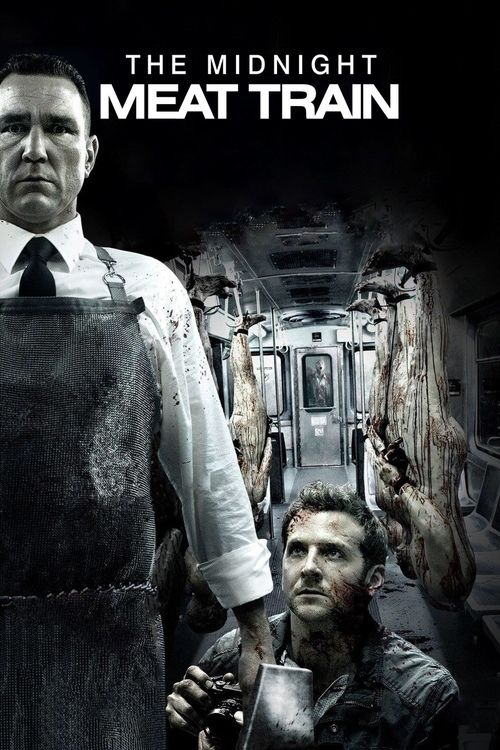 Watch The Midnight Meat Train (2008) Full Movie Online Free