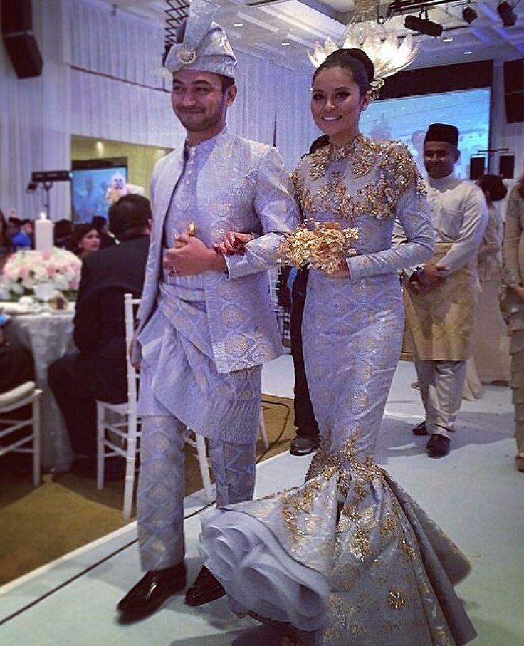 Mermaid style wedding dress for sanding, YASSSSSS mama yassss! By Rizalman