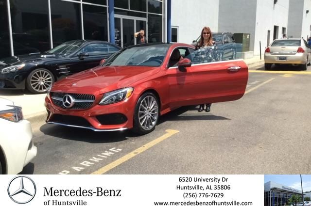 Congratulations Tracy on your #Mercedes-Benz #C-Class from Amir Samadani at Mercedes-Benz of Huntsville!  https://deliverymaxx.com/DealerReviews.aspx?DealerCode=TSTE  #Mercedes-BenzofHuntsville
