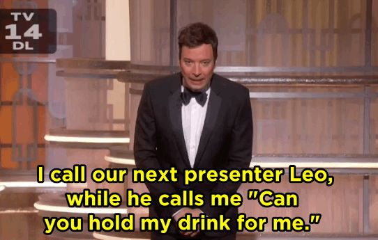 The Golden Globes host dealt with a teleprompter glitch at the beginning of the show, but he still managed to crack a few good ones.