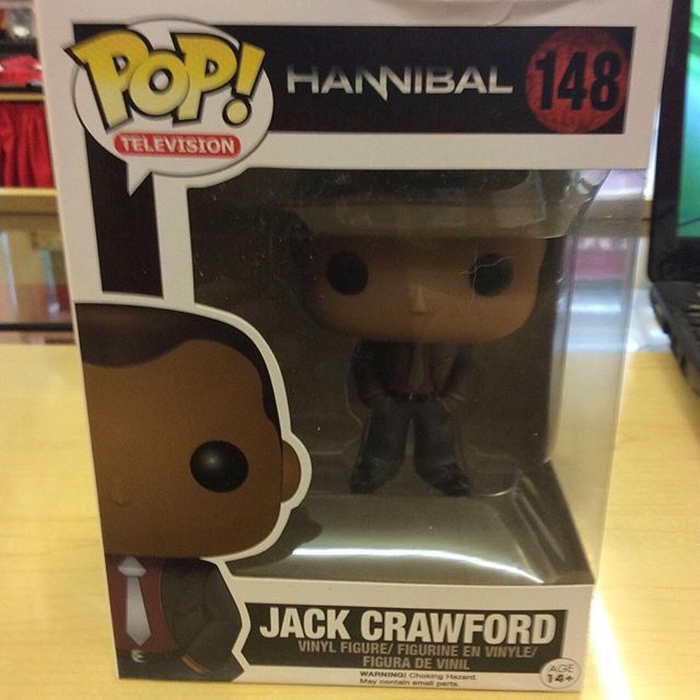 """""""Hannibal funko Pop vinyl Jack Crawford includes free shipping UK # Hannibal #jackcrawford #funko Like this? I'm selling it on @depopmarket. Search for me: diversions on #depop ✌ """" Photo taken by @diversionsgifts.co.uk on Instagram, pinned via the InstaPin iOS App! http://www.instapinapp.com (07/17/2015)"""