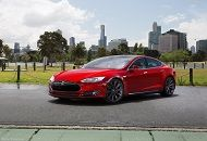 Tesla Model S is the proof of elegance, style, and luxury and can be a great option to drive down the streets of Dubai.
