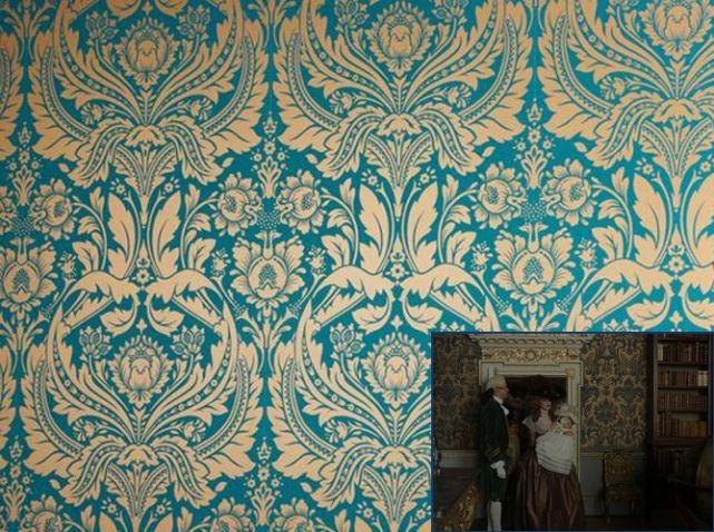 17 meilleures id es propos de papier peint baroque sur pinterest papier peint sur les murs. Black Bedroom Furniture Sets. Home Design Ideas