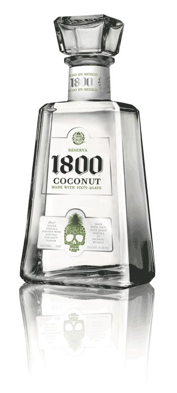1800 Coconut Tequila - this just could be my kind of drink