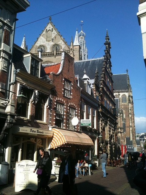 Haarlem city centre by Gareth On Tour, via Flickr