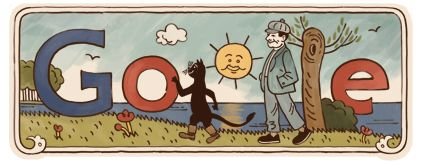 Josef Lada's 124th Birthday - Czech Republic