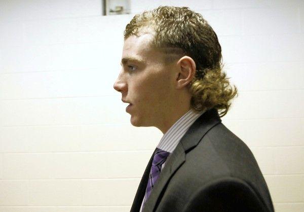 Chicago Blackhawks Patrick Kane bringing back the mullet with style!