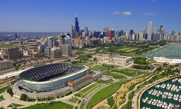 Soldiers Field isn't it's name. Every Chicagoan knows it's Soldier Field .....no S.