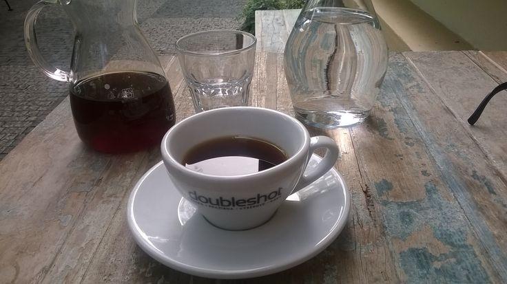 DoubleShot - Můj šálek kávy - Karlín
