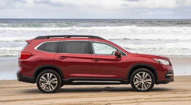 2021 subaru ascent changes and configuration  2020  2021