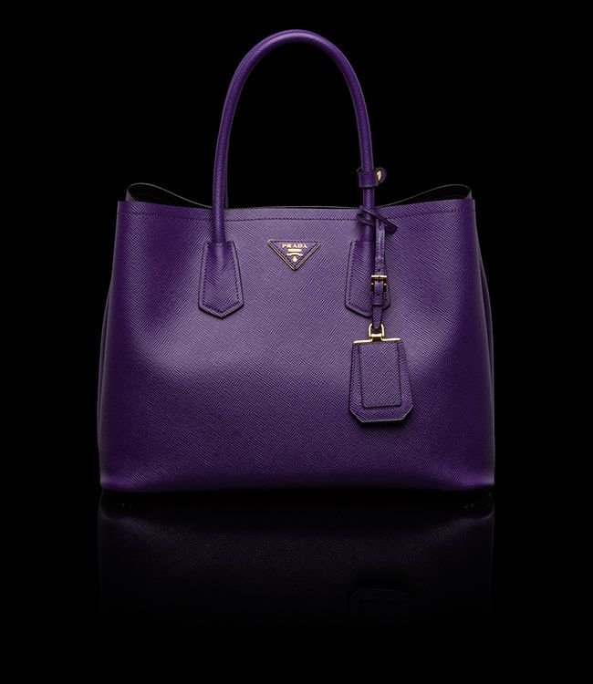 Prada | Tote | Purple | B2756t_2a4a_f0030-1 | My Style | Pinterest ...