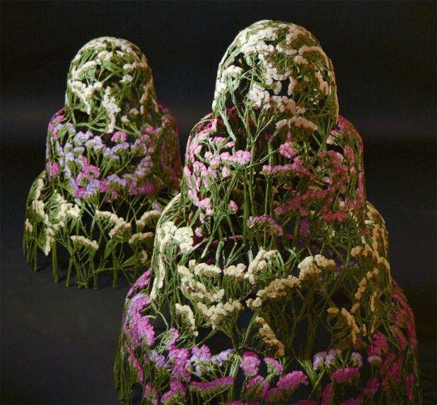 L'art de la fleur par Ignacio Canales Aracil - Journal du Design