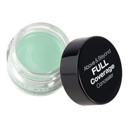 NYX concealer in a jar - green to correct redness from pimples, scars, etc. I use it everyday under my regular concealer and foundation. I swear by this stuff!