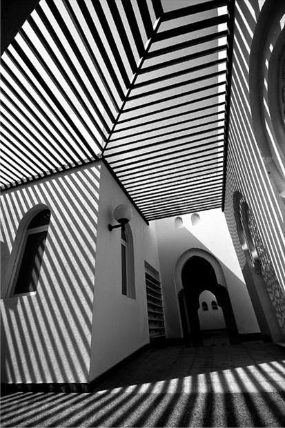 Shadow Lines Photo by Abdulla Zaid